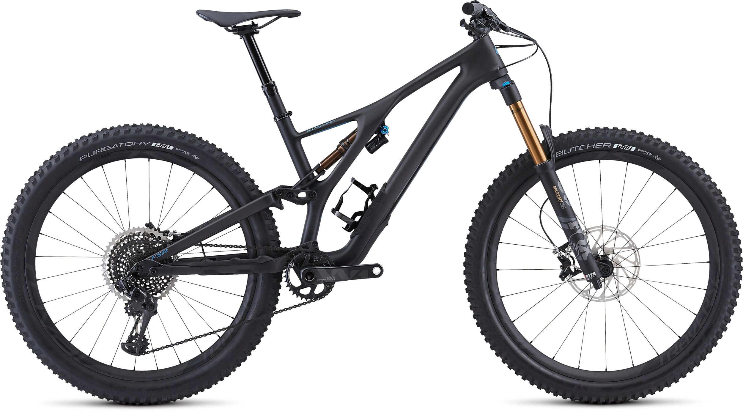 Specialized Sworks Stumpjumper 27 5 Mountain Bike 2019 Carbon