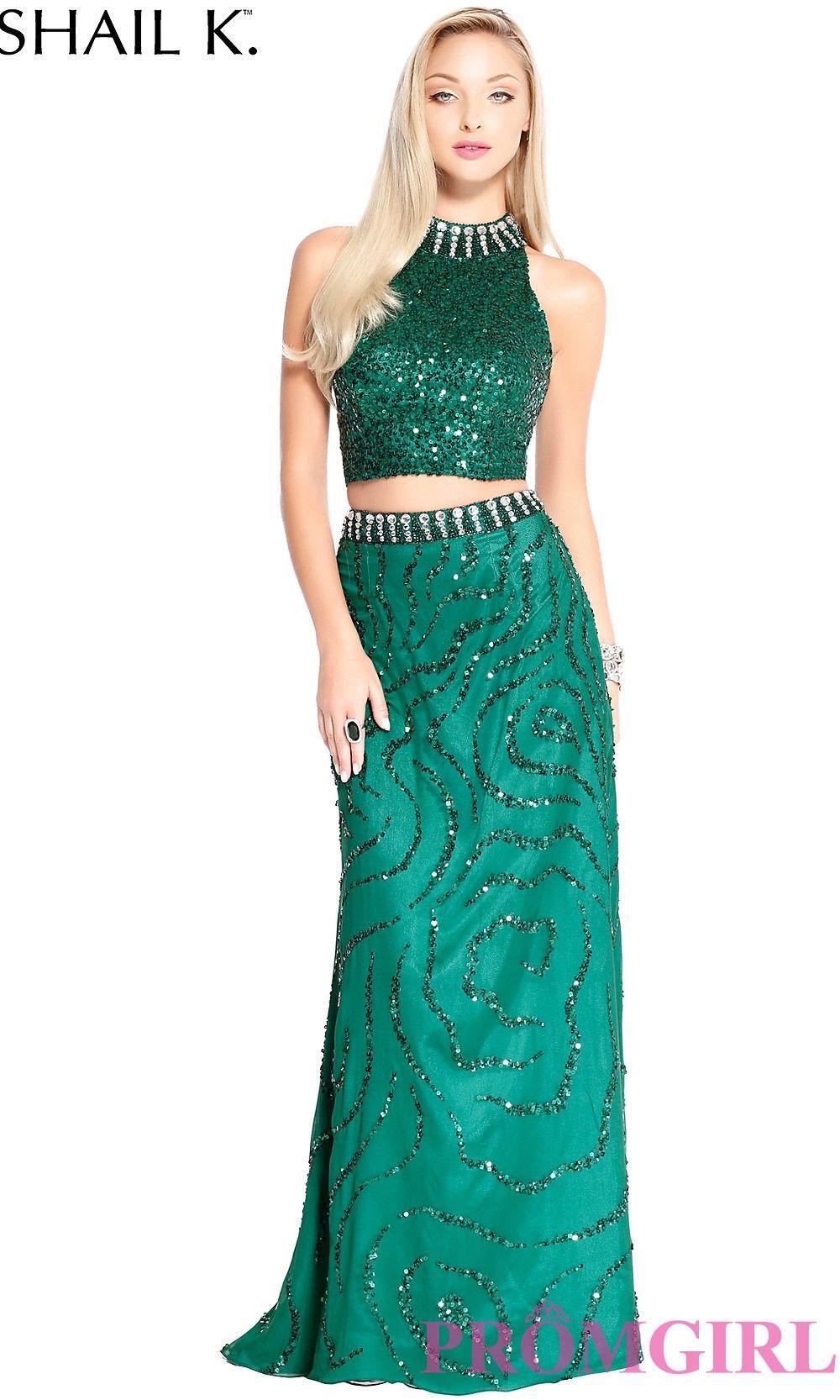 Prom Dress SK