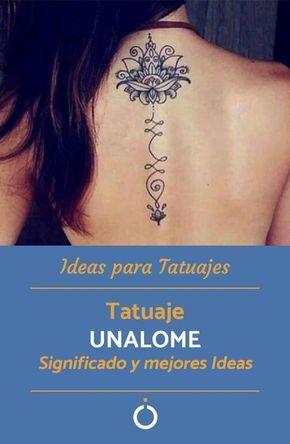 Significado Del Tatuaje Unalome Ideas De Disenos Con Fotos Tatuaje Unalome Unalome Significado De Unalome