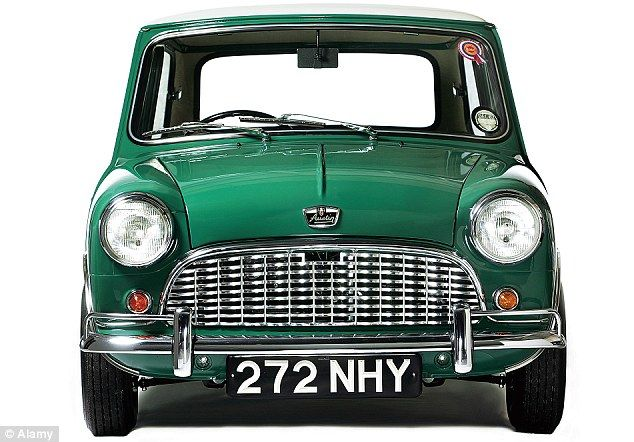 The Mini included an astonishing range of innovations: front-wheel drive, a…