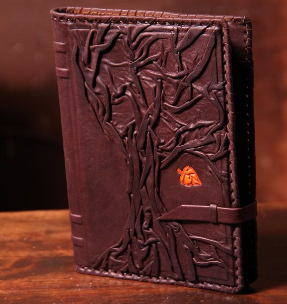 BIBLE Cover with your Custom size Natural Handmade by LeatherDruid, This is one of my patients sons, absolutely gorgeous!