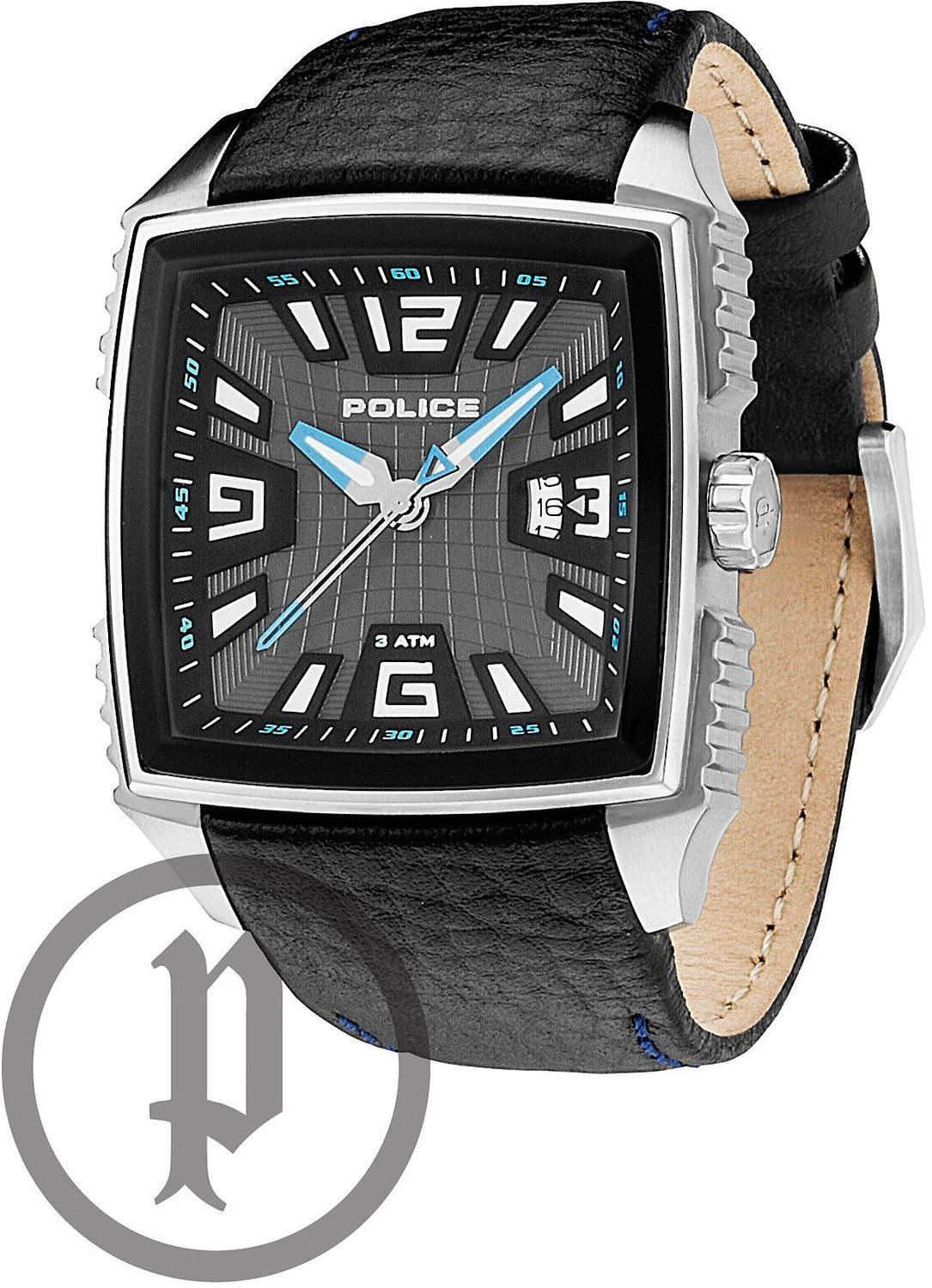 co ukWatches Gents Patrol 61Amazon Police 13839js Watch bf76gYvy