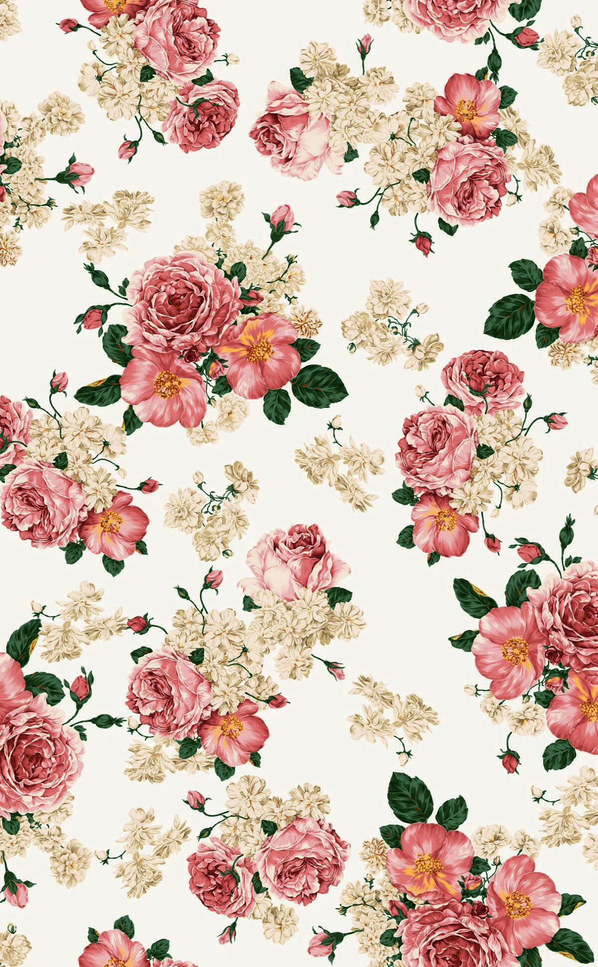 Categoryhome Decor Saleprice 47 In 2020 Floral Wallpaper