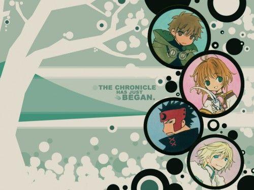 Anime screenshots - Tsubasa Chronicle Wiki