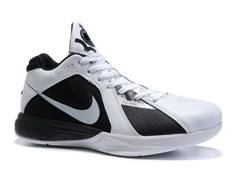 Kevin Durant Shoes | Nike Zoom Kevin Durant Shoes KD3 White Black