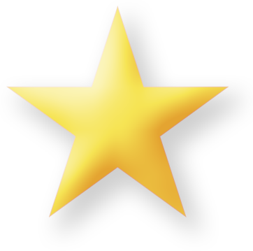 Star Clipart and Animated Graphics of Stars | Star clipart, Clip art, Star images