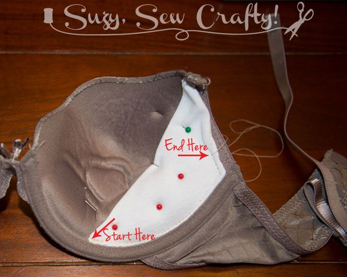 Diy Nursing Bra Tutorial Suzysewcrafty Com Diy Nursing Clothes Diy Nursing Bra Tutorials Diy Nursing