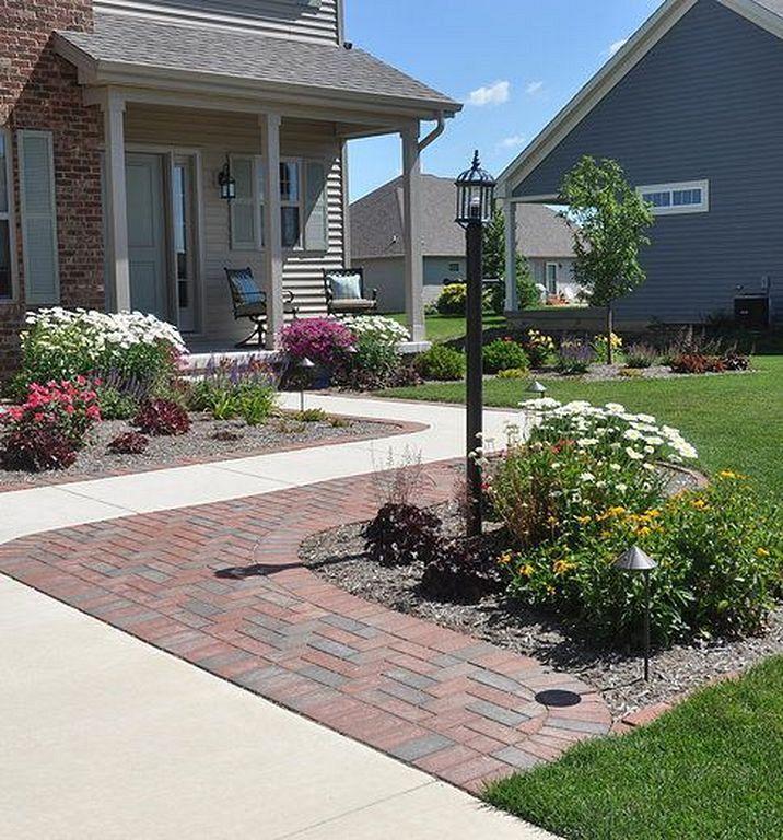 Home Driveway Design Ideas: 30+ DIY Entrance Door House Design Ideas In The Tropical