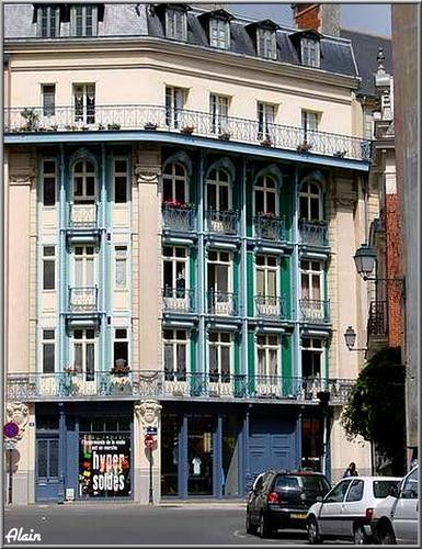 Immeuble rue de bonne nouvelle rennes everything - Bonne nouvelle anne ...