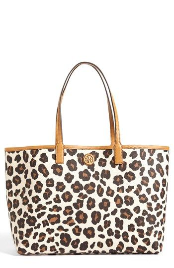 3400349dcd09 Leopard print Tory Burch would make a great laptop bag