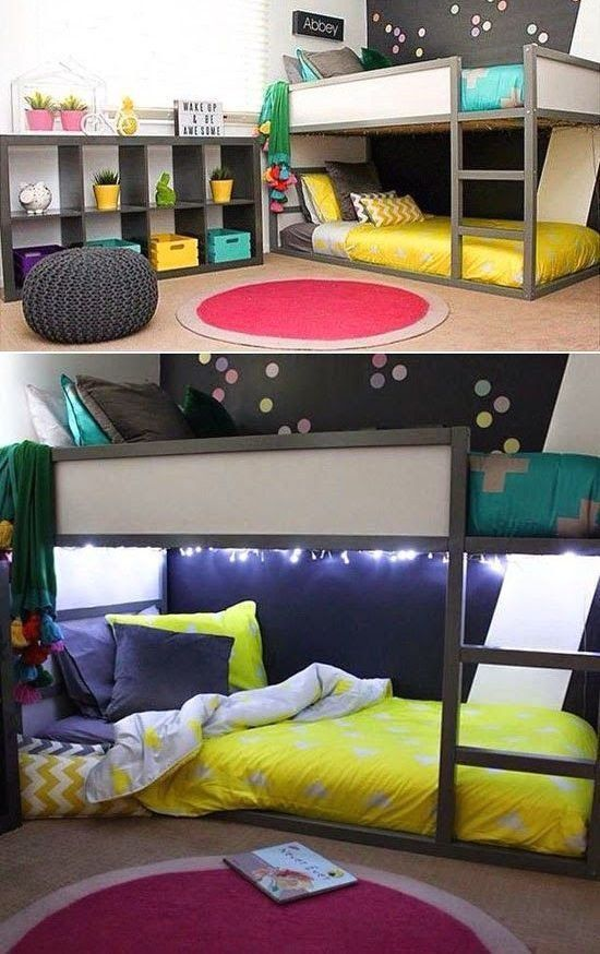 Help Designing A Room: 15 Awesome Cool Kids Room Ideas To Help Inspire You