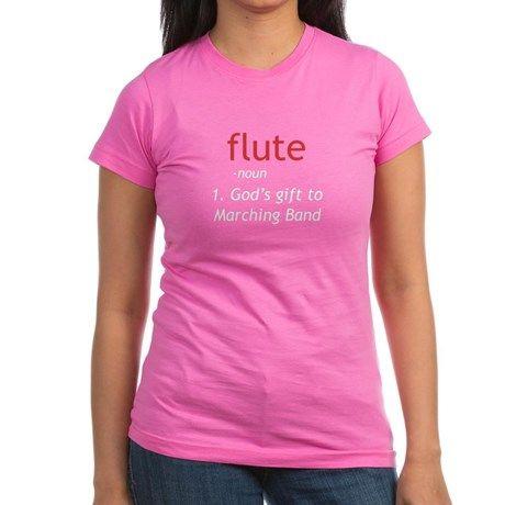 Flute Definition T-Shirt