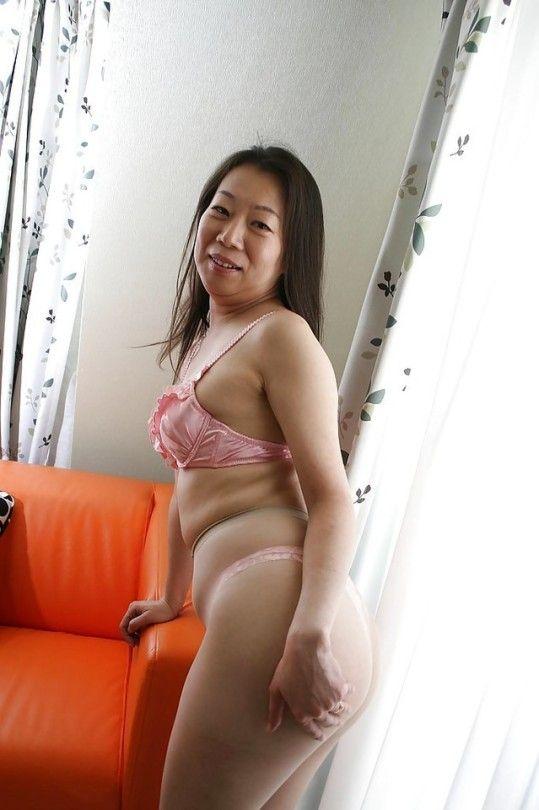 Sexy asian butt