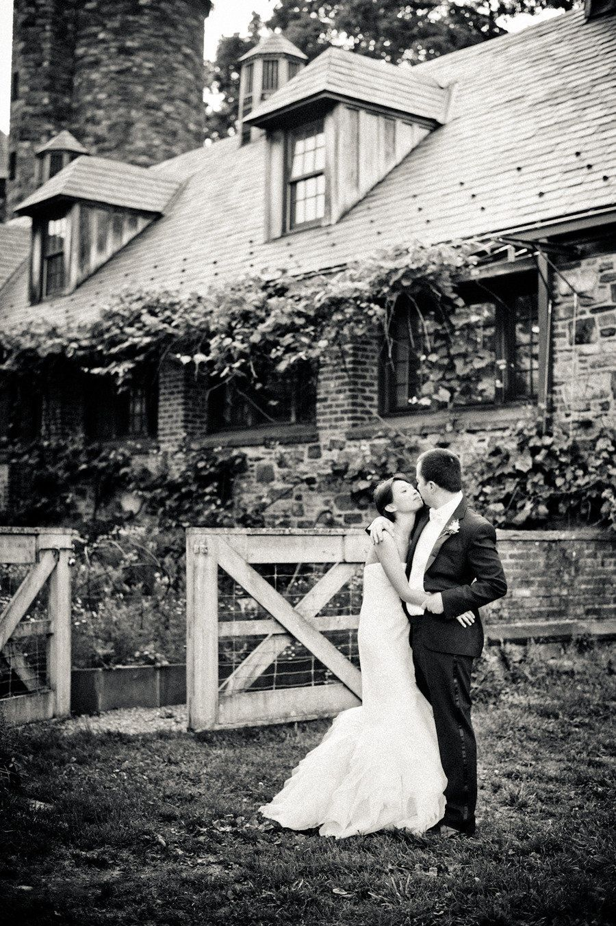 Blue hill at stone barns wedding from w studios new york wedding