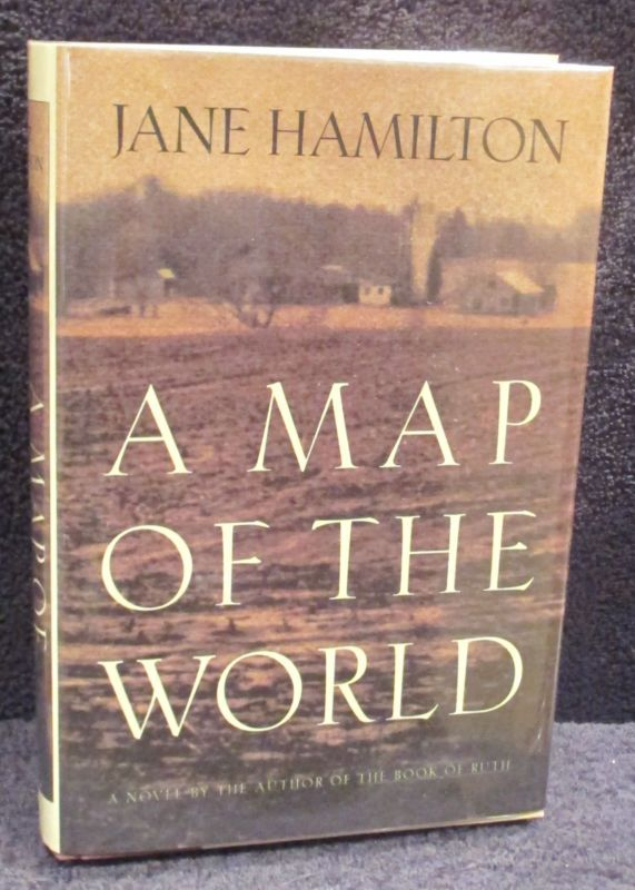 a map of the world jane hamilton | Hamilton, Jane. A Map Of The