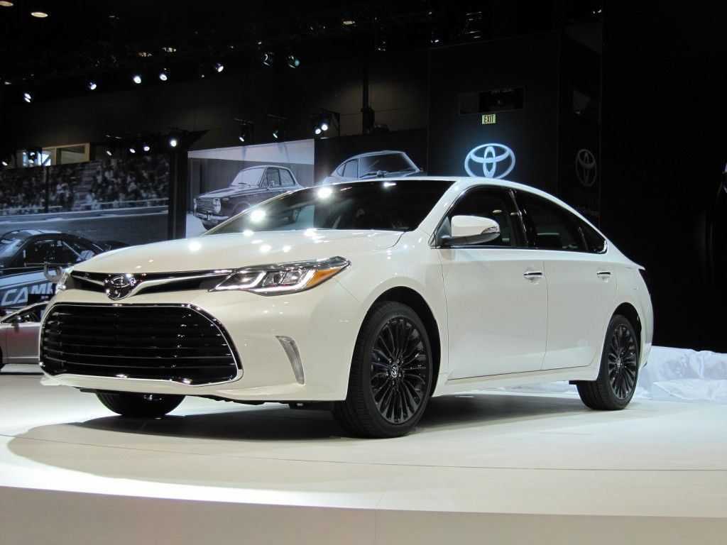 new car 2016 toyotaAll New City Car 2016 Toyota Avalon Review  http