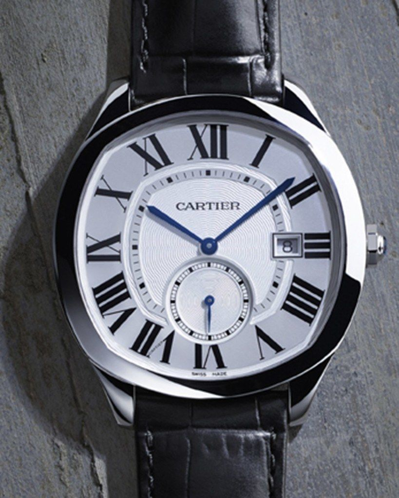 Drive De Cartier The New Cartier Men S Collection Watches For