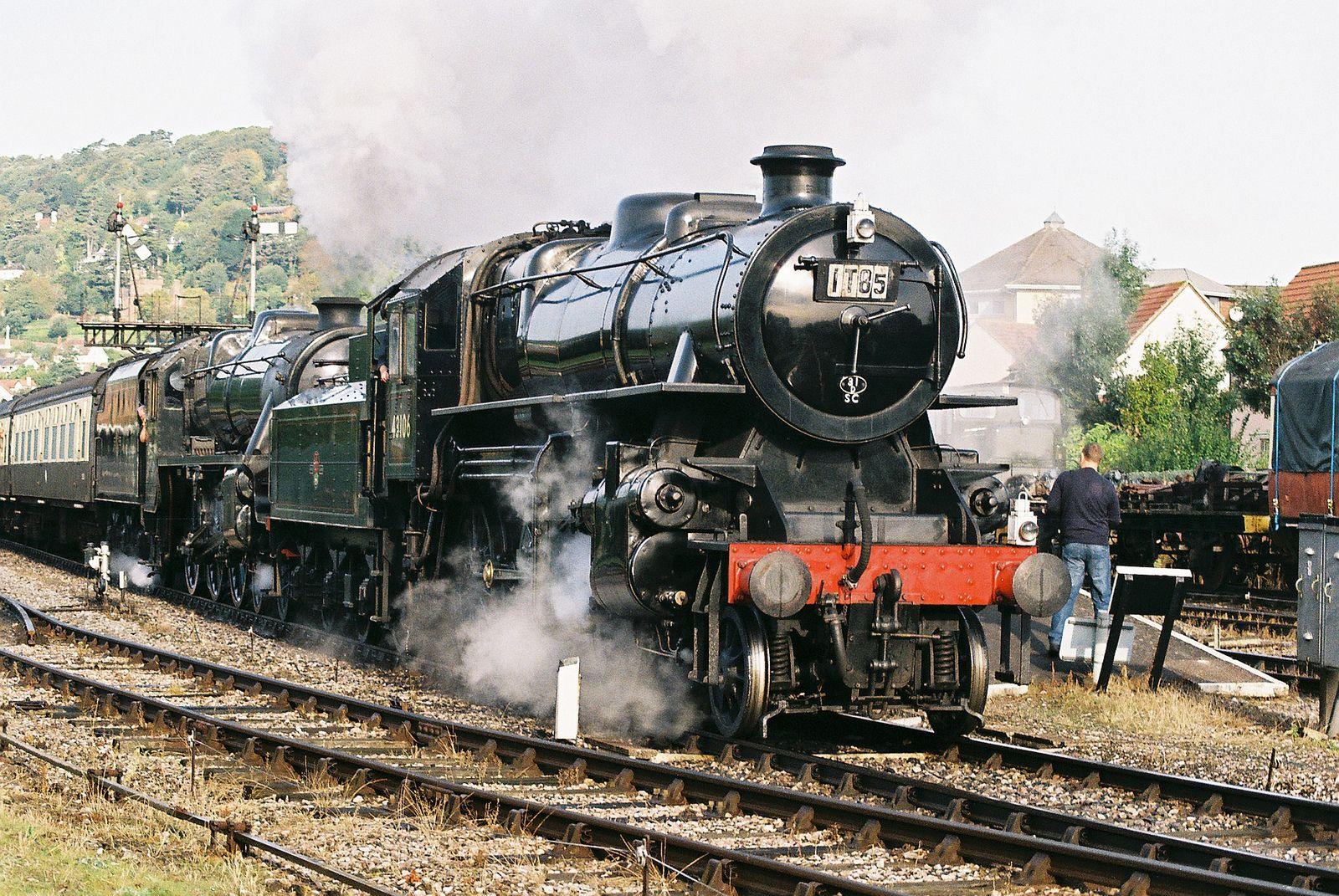 Love of Trains and Steam Locomotives | Locomotive, Steam ...