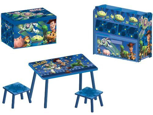 Disney Pixar Toy Story Room In A Box Furniture Set By Delta 79 99 Toy Story Bedroom Toy Story Room Toy Rooms