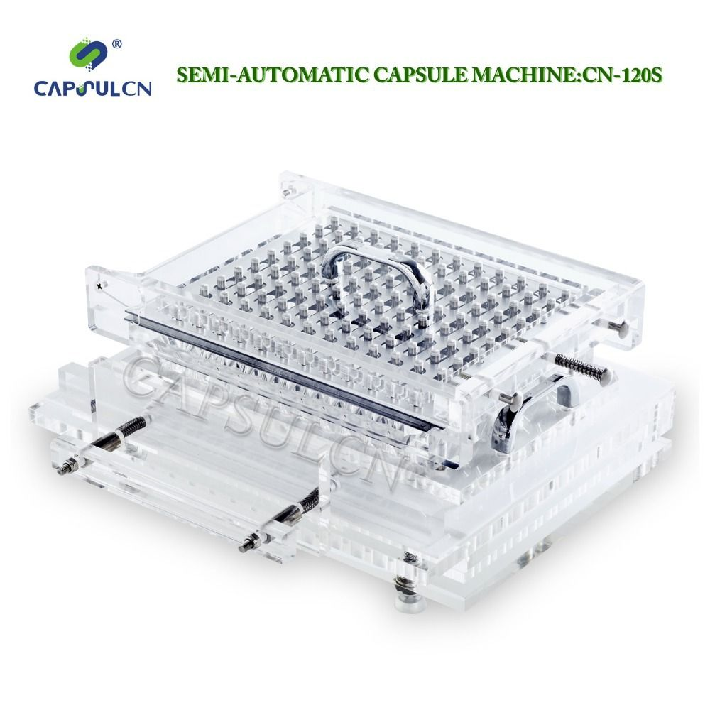 120 Holes Size 0 Capsulcn120s Semi Automatic Capsule Filler Capsule Filling Machine High Quality Capsules Machine Capsule Machine Capsule Capsule Holder