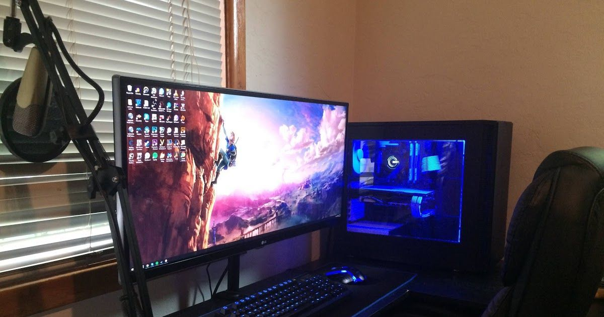 Dreaming Black And Blue Gaming Gaming Room Setup Gaming   Minimalistic Black And...  Dreaming Black And Blue Gaming Gaming Room Setup Gaming   Minimalistic Black And Blue Setup Gaming  #Black #Blue #dreaming #Gaming #Minimalistic #Room #Setup