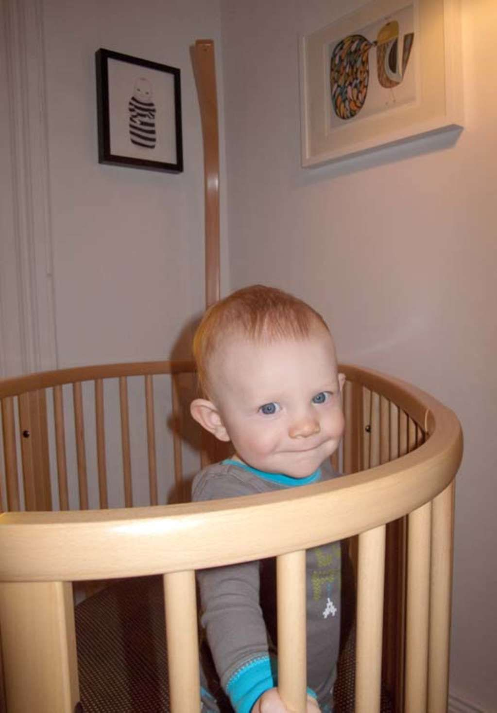 Small Space Crib Review: The Stokke Sleepi   Cribs, Small ...