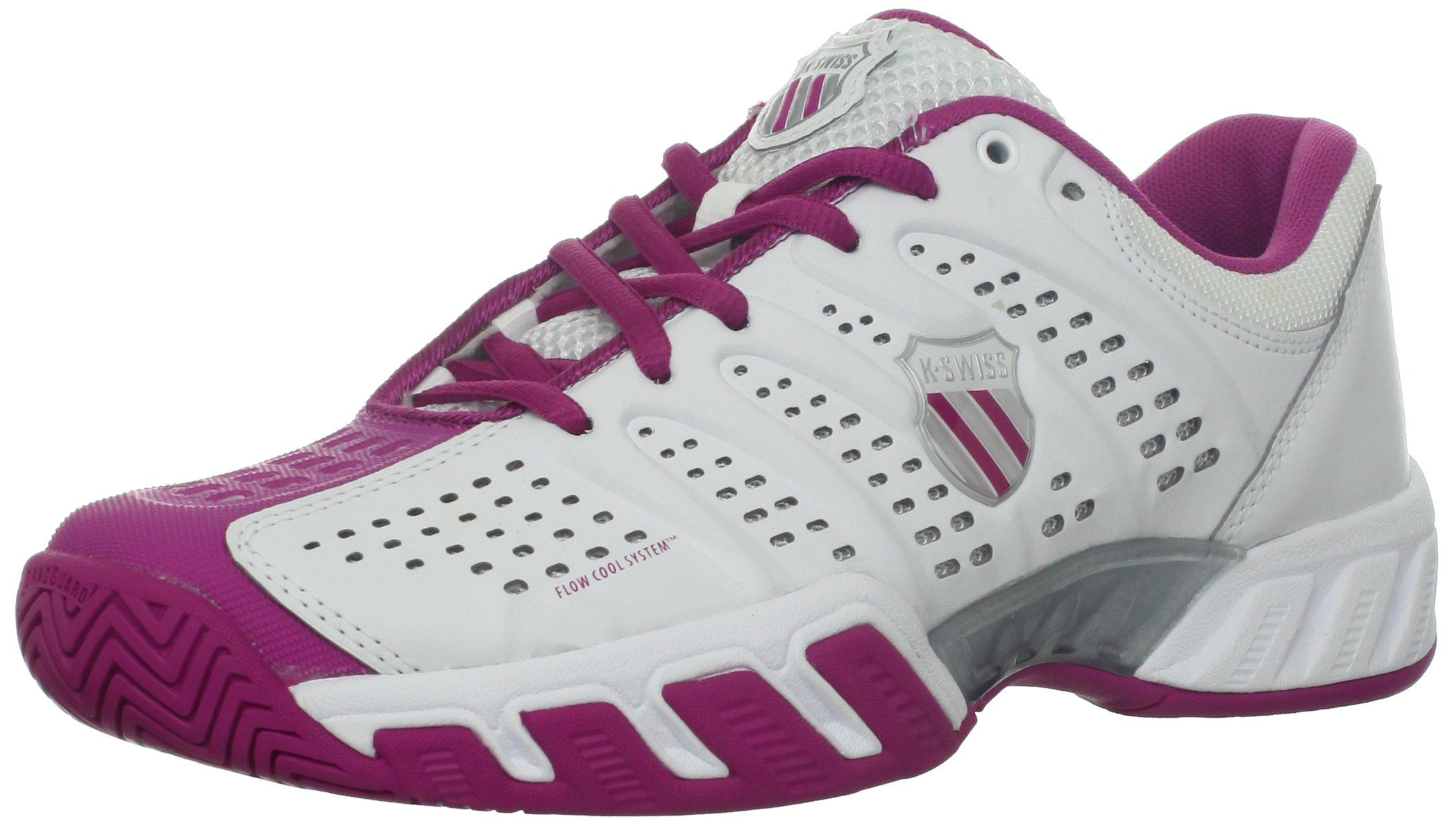 046d6b7c13534 leather $70 Amazon.com: K-Swiss Women's Bigshot Light Tennis Shoe ...
