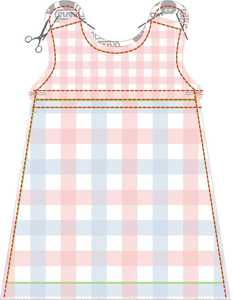 Schnittmuster Baby Kleid Kostenlos Fabrik Der Trume Gratis ...