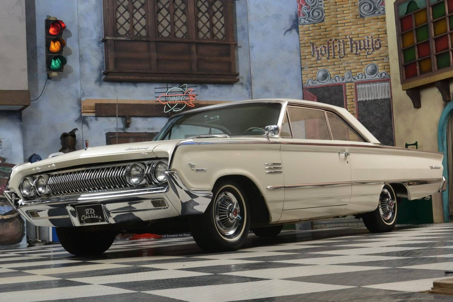 1964 mercury marauder coupe