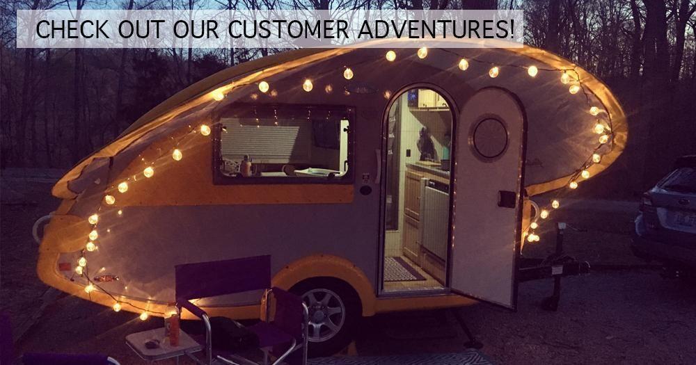Teardrop trailer accessories, RV & camping equipment  | RV