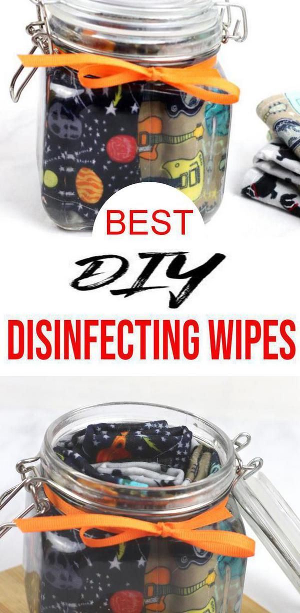 DIY Disinfectant Wipes BEST Homemade DIY Disinfecting