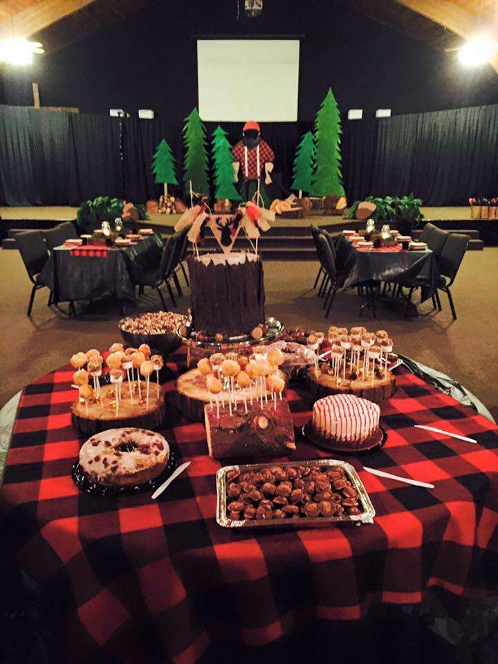 Lumberjack Baby Shower Party Ideas In 2019 Baby Baby Shower
