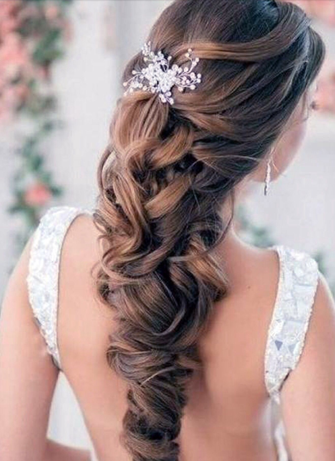 hairstyle bride | marriage/love life | long hair styles