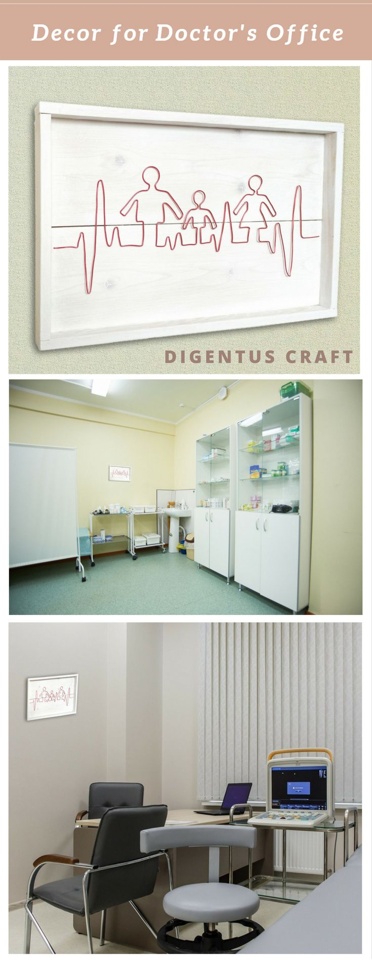 Doctor Office Decor Gift For Doctor Medical Office Gift Medical Student Graduation Gift Medica With Images Medical Office Decor Waiting Room Decor Doctors Office Decor