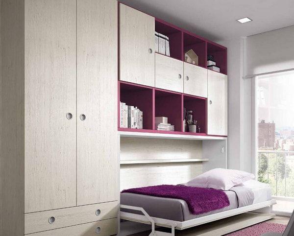 Dormitorios juveniles modernos Muebles para dormitorios