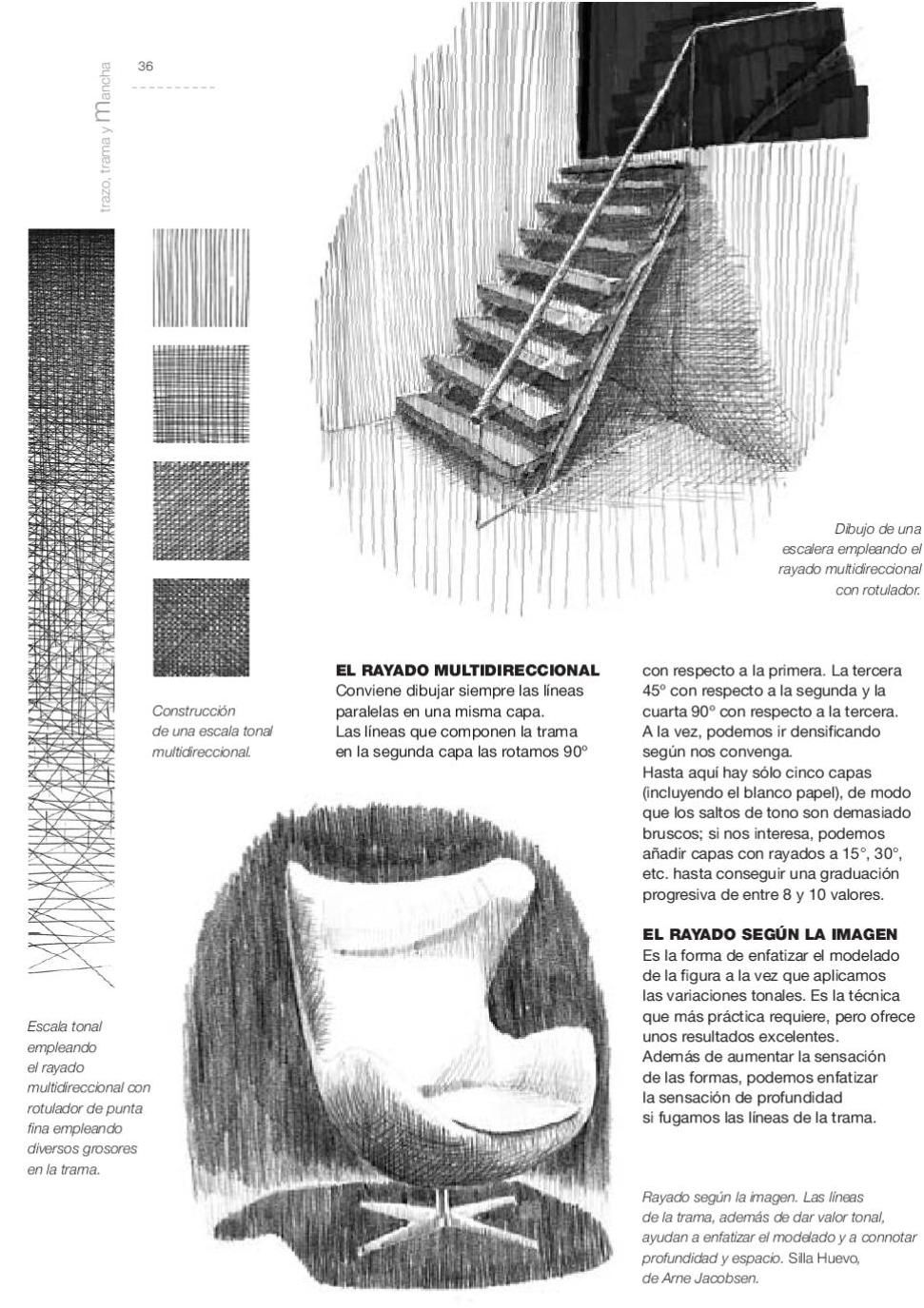 Aula de dibujo profesional - Dibujo a mano alzada para diseñadores ...
