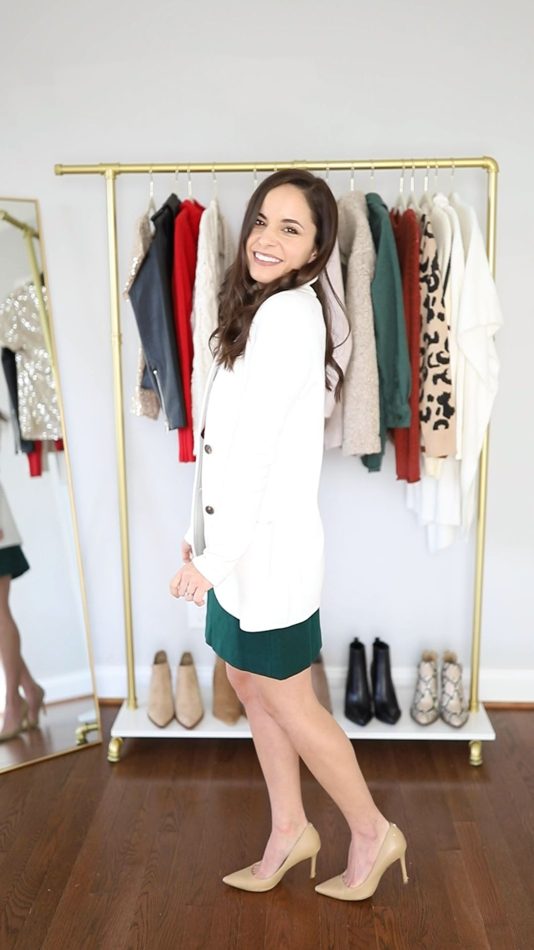 Five Holiday Outfits