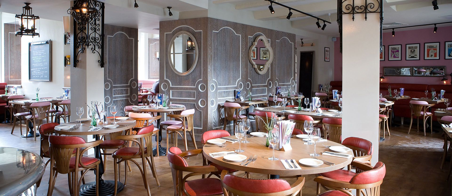 Le Bistrot Pierre In Ilkley Uk Designed By Robert Angell Interior Design Programs Luxury Interior Design Design
