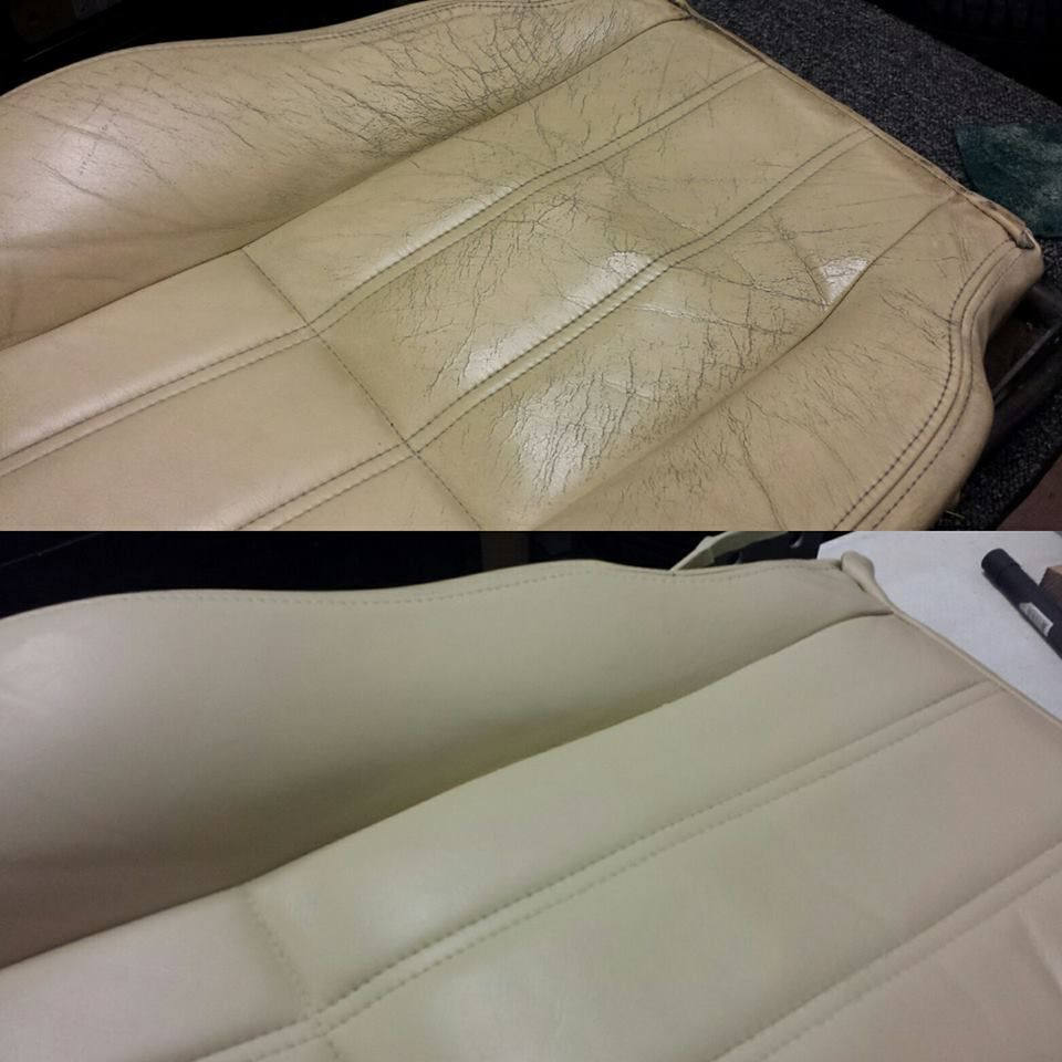How To Repair Crack In Leather