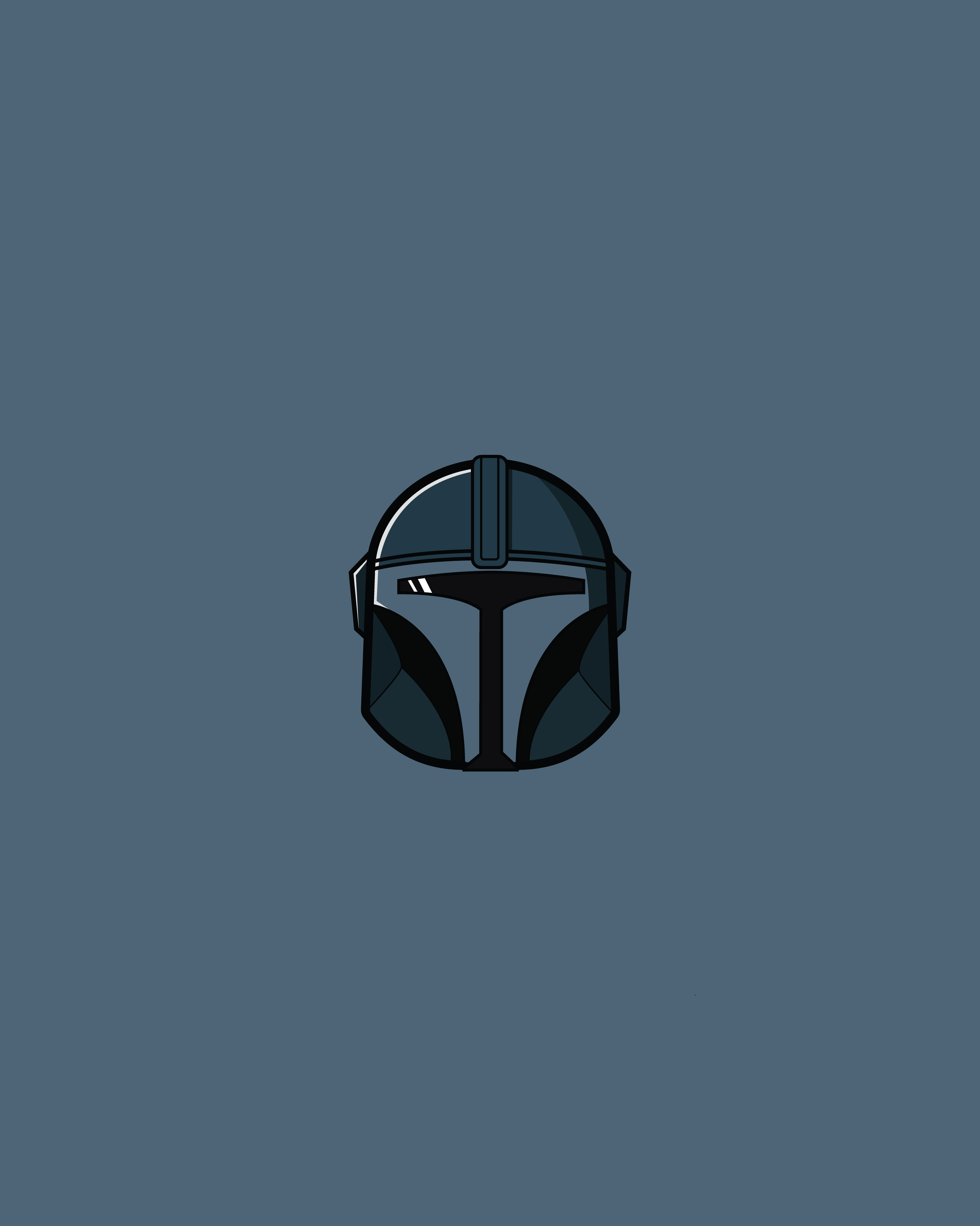 The Mandalorian Star Wars Wallpaper Star Wars Illustration Mandalorian