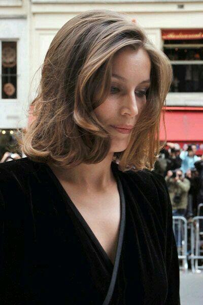 Laetitia Casta short hair cut | Laetitia Casta