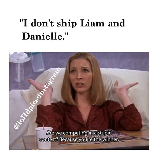 you win. I'm lost... What does ship mean?