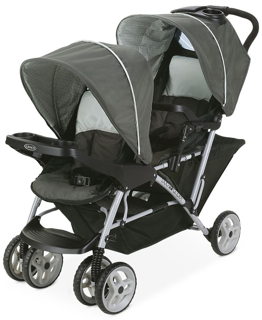 Graco DuoGlider Click Connect Double Stroller & Reviews