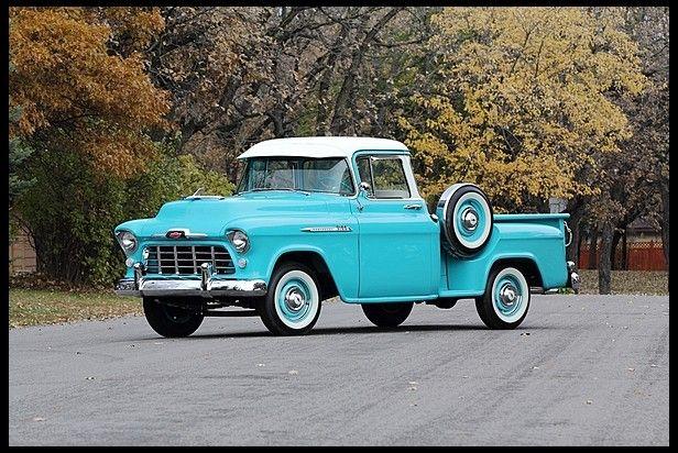 1956 Chevrolet 3100 Deluxe Mecum Auctions Chevrolet 3100 Chevrolet Chevy Trucks