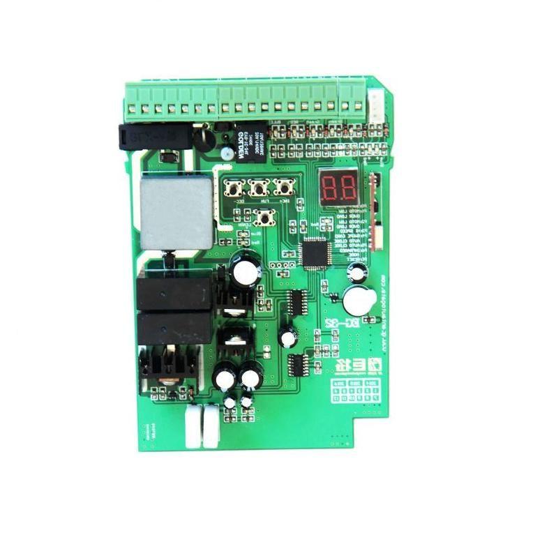 sliding gate opener motor pcb circuit board controller card for ...