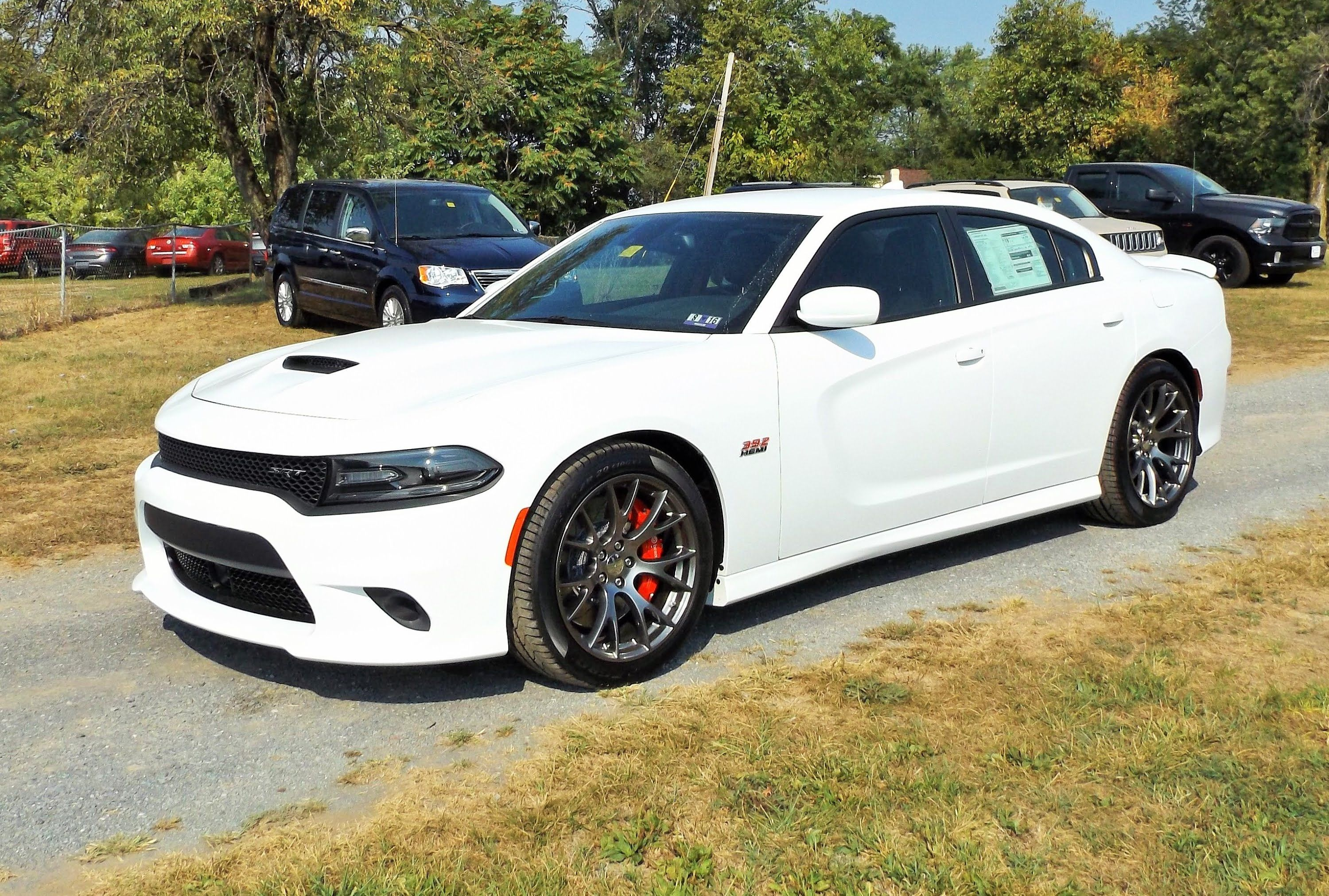 2015 Dodge Charger Srt 392 Start Up Exhaust Review And Tour Charger Wheels Dodge Charger Oem Wheels