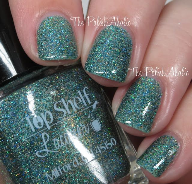 First Impression Friday: Top Shelf Lacquer