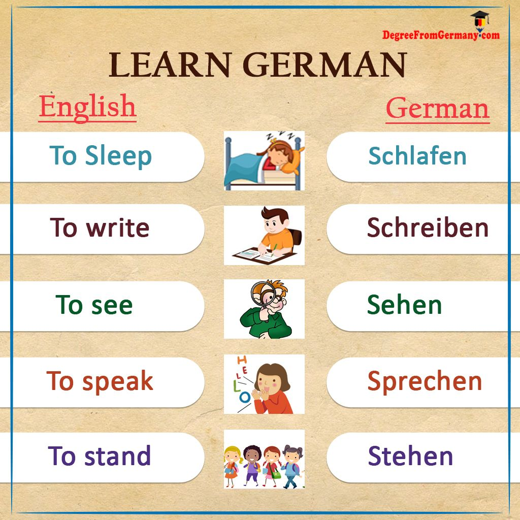 German Is A Logical Language With Orderly Syntax And Few Foreign