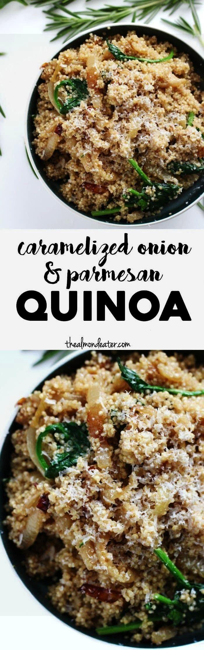 caramélisé et quinoa au parmesanOignon caramélisé et quinoa au parmesan  This Fried Cabbage rec
