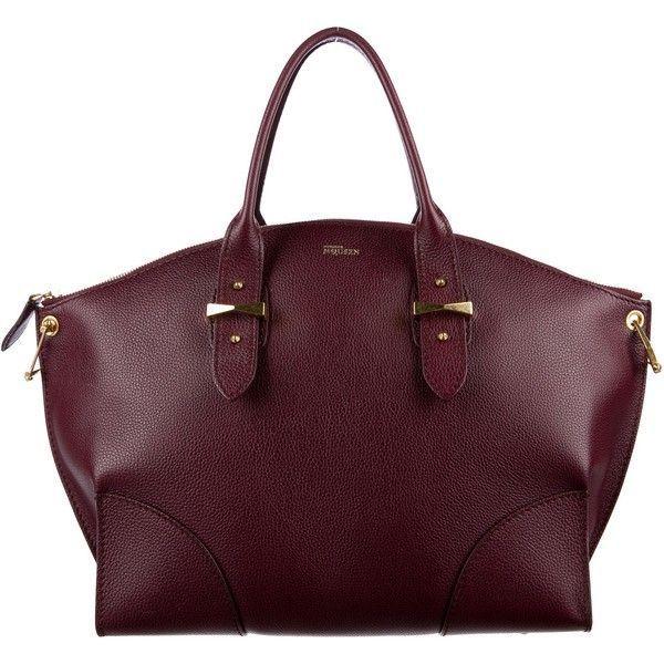 Pre-owned - Leather handbag Alexander McQueen d2aRh